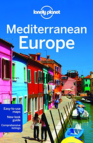 Lonely Planet Mediterranean Europe (Travel Guide)