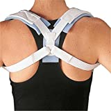 Rolyan 79138 Heavy Padd Clavicle Splint, XL