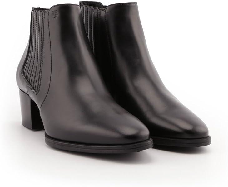 Mujer ZapatosAmazon Negro Cuero Tod's Xxw0xc0r910gocb999 es MqVpzSU