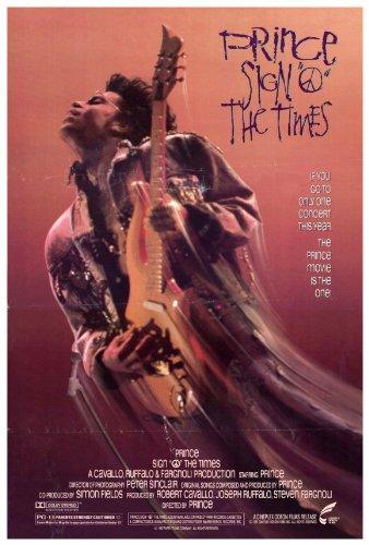 Sign O The Times - Prince Poster Prince Sheila E. Sheena Easton