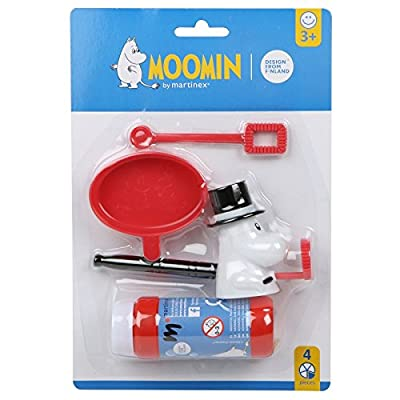 Moomin Pappa's Soap Bubble Pipe: Toys & Games