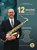 img - for Music Minus One - Trumpet, Tenor Sax, Clarinet, Alto Sax or Trombone: Twelve More Classic Jazz Standards, Vol. 2 (Book and 2 CD Set) book / textbook / text book