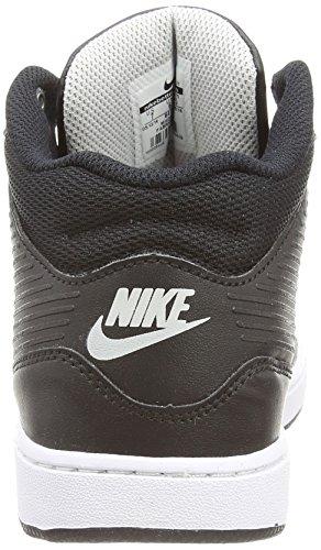 Basket Priority Nike grigio bianco Da Scarpe Uomo Nero Mid w6xSIqAa