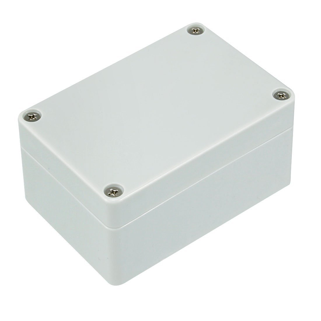 uxcell 153 x 113 x 70mm Electronic Plastic DIY Junction Box Enclosure Case White a18032100ux0332