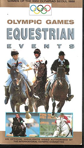 - Olympic Games Equestrian Events - Seoul 1988