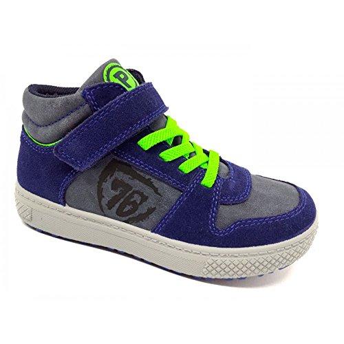 Primigi - Zapatillas para niño Azul blu/royal