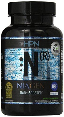 N (R) Niagen Nicotinamide Riboside - 60 capsules