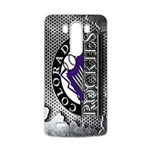 colorado rockies Phone Case for LG G3 Case