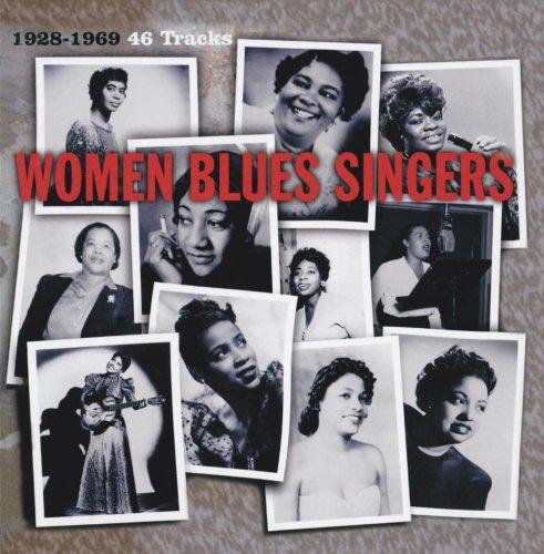 Men Are Like Street Cars - Women Blues Singers 1928 - 1969 (Best Women Blues Singers)