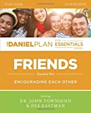 img - for Friends Study Guide: Encouraging Each Other (The Daniel Plan Essentials Series) book / textbook / text book