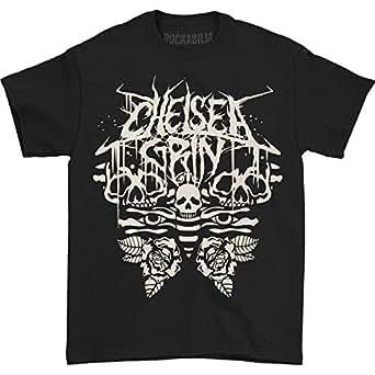chelsea grin men 39 s mothfly t shirt black clothing. Black Bedroom Furniture Sets. Home Design Ideas