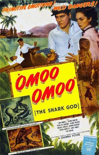 Omoo, Omoo the Shark God (The Curse Of The Black Pearl Cast)