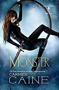 Monster by Carmen Caine ebook deal