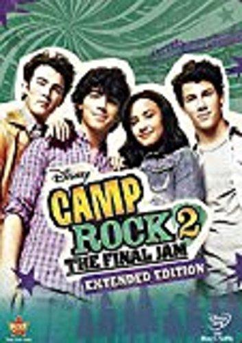 - Camp Rock 2: The Final Jam (Extended Edition DVD) Demi Lovato, Alyson Stoner, Joe Jonas, Nick Jonas, Kevin Jonas