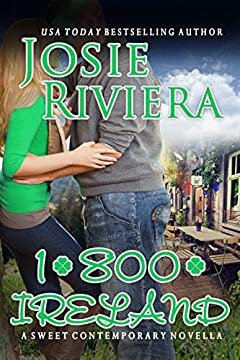 1-800-IRELAND: A Sweet Contemporary Romance Novella (Flipping For You Book 3)