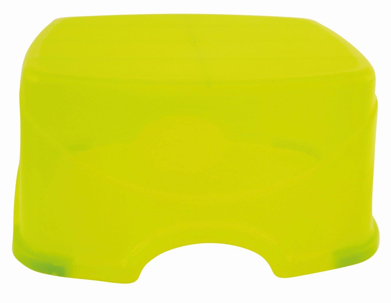 Bieco 79000116Enfant Marchepied et siège en un, unique tufig, vert Supa GmbH
