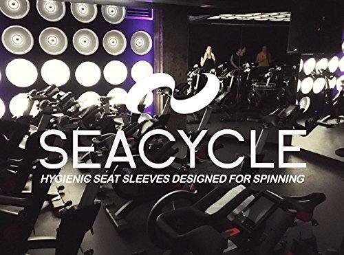 Amazon.com : Cojín de asiento de bicicleta de interior - Cojín de asiento de bicicleta de giro interior - Asiento de bicicleta de ciclo de giro SeaCycle ...