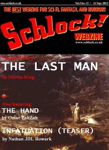 Schlock! Webzine Vol 3 Iss 15
