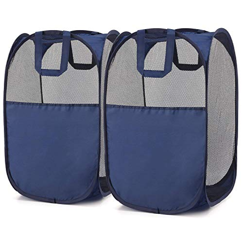 Used, Pop-Up Hamper, Magicfly Foldable Pop-Up Mesh Hamper for sale  Delivered anywhere in Canada