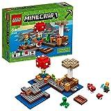 Minecraft LEGO 21129 The Mushroom Island