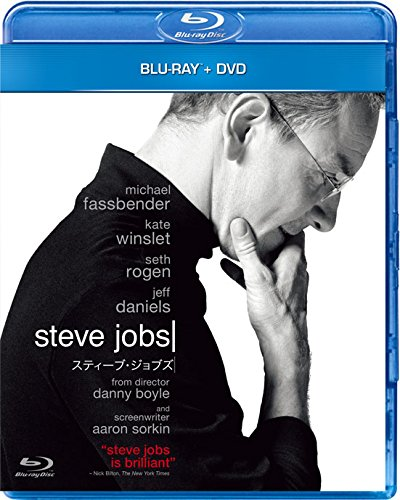 Steve Jobs, Blu-ray & DVD Set [Blu-ray]