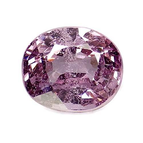 - 1.12 Ct. Unheated Natural Oval Pink Spinel Loose Gemstone
