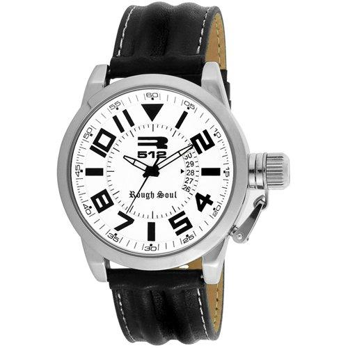 Rg512 Reloj HombresCorrea Cuero G50031 201 Para De Color Negro WIH9E2YD