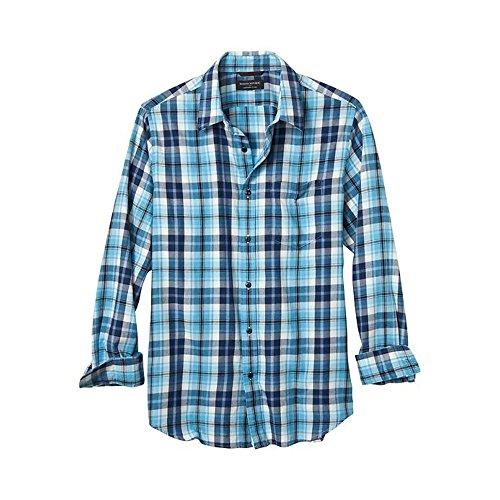 banana-republic-standard-fit-lightweight-flannel-bright-blue-shirt