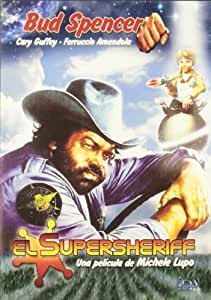 El Super Sheriff [DVD]