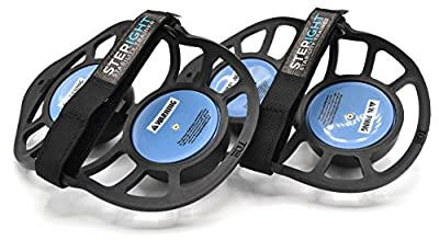 STEPRIGHT Stability Trainer Footwear - Enhance Balance, Stabilization, Proprioception and Neuromuscular Control