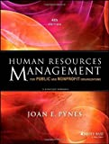 img - for Human Resources Management for Public and Nonprofit Organizations: A Strategic Approach 4th edition by Pynes, Joan E. (2013) Paperback book / textbook / text book