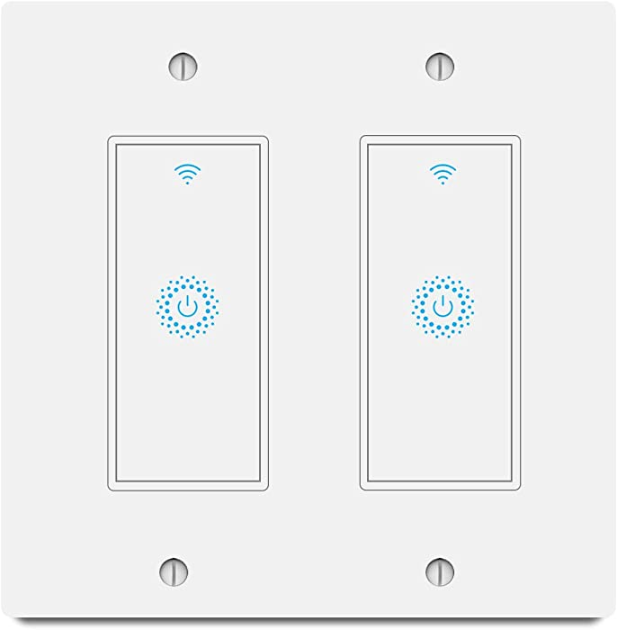 Top 9 Smart Home Light Switches