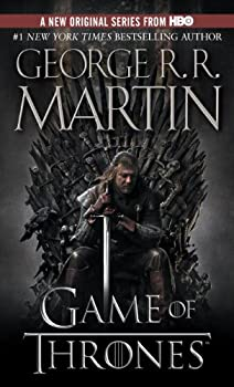 A Game of Thrones 0553593714 Book Cover