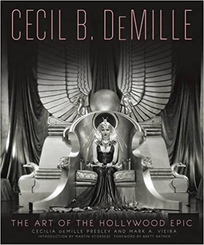 Book Cecil B. DeMille: The Art of the Hollywood Epic