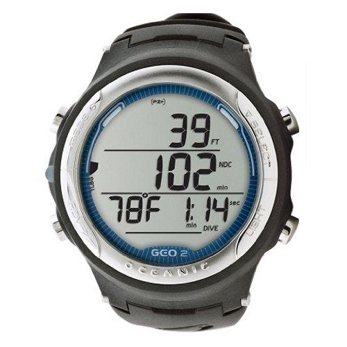 Oceanic Geo 2.0 Wrist Computer, Slate Blue Grey