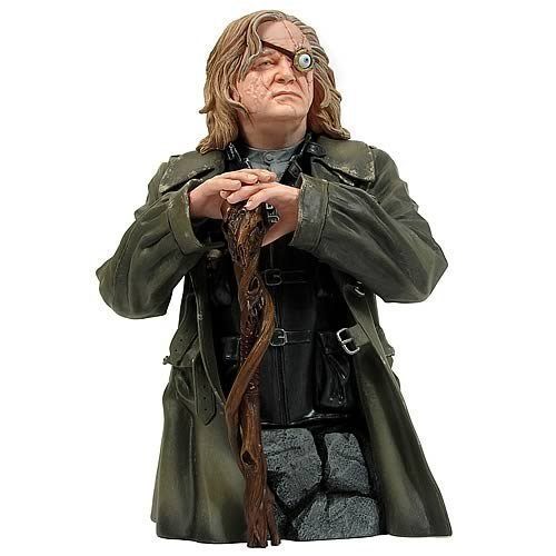Harry Potter Mad Eye Moody Mini Bust by Gentle Giant