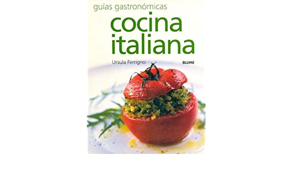 Cocina italiana (Guías gastronómicas series): Ursula Ferrigno, Margarita Gutierrez Manuel: 9788495939876: Amazon.com: Books