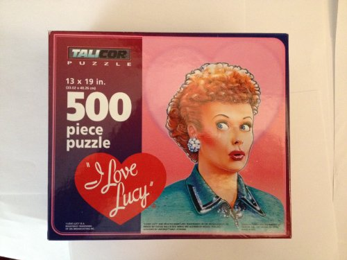 """I Love Lucy"" 500 Piece Puzzle for sale  Delivered anywhere in USA"