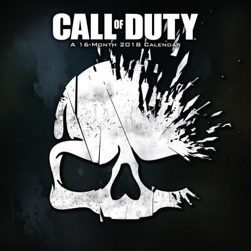 Call Of Duty Official 2018 Calendar - Square Wall Format