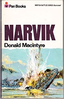 Narvik (British Battles) by Macintyre, Donald (1971)