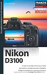 Foto Pocket Nikon D3100 von Klaus Kindermann (2010) Broschiert