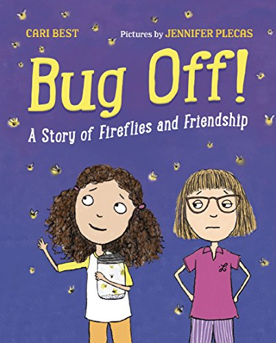 Fireflies Kids Clothes (Bug Off!: A Story of Fireflies and)