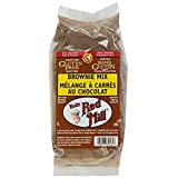 Bob's Red Mill Gluten Free Brownie Mix, 595 gm (Pack of 3)
