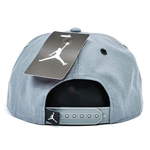 Jordan - Jordan Jumpman Snapback Wolf Grey Kid - 9A1795 479