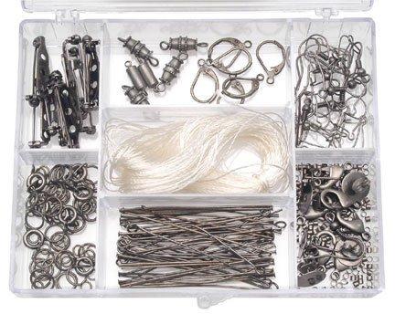 Darice Jewelry Designer Findings Kit - Antique ()
