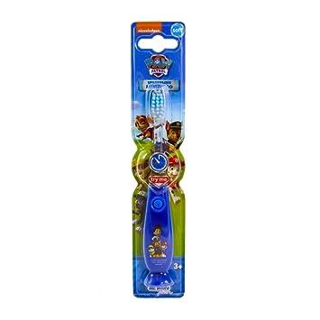 Patrulla Canina - Cepillo de Dientes con luz, Color Rojo (Tinokou Creations 1144): Amazon.es: Juguetes y juegos