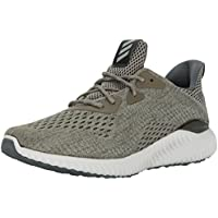 adidas Men's Alphabounce em m Running Shoe, Olive/Trace Cargo/Grey ONE, 10 Medium US