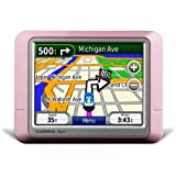 Garmin nüvi 205 Pink 3.5-Inch Portable GPS Navigator