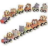 Sugar Animal Train by Gunthart