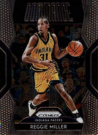 Amazon com: 2018-19 Prizm Dominance Basketball #1 Reggie
